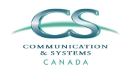 CS COMMUNICATION ET SYSTÈMES CANADA INC.