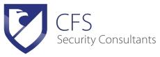 CFS Consultants en sécurité