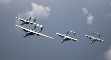 Flight of Icarus: Canadian company proposes multi-role tactical aircraft - Skies Mag