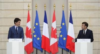 Brewing battle over future of NATO creates minefield for Canada