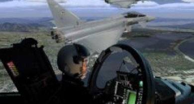 BAE Systems selects CAE Medallion MR e-Series for Qatar Typhoon simulators