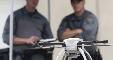 Windsor police unveil new crime fighting drone