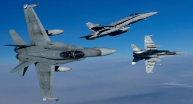 Major upgrades incoming for Canada's fleet of CF-188 Hornets