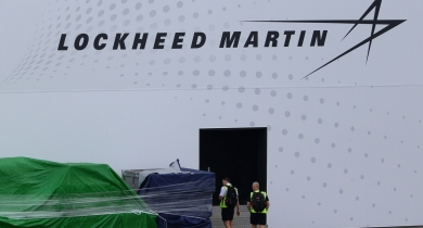 Lockheed offers cash to supply chain, use of private jets for COVID-19 fight