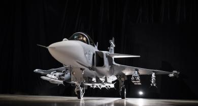 Saab Announces 'Gripen for Canada Team'