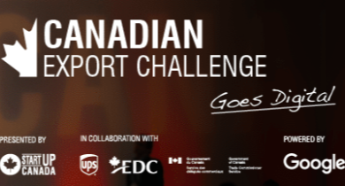 The Canadian Export Challenge is going digital