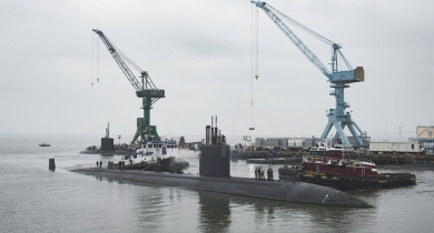 To keep up with our competitors, America must boost shipbuilding