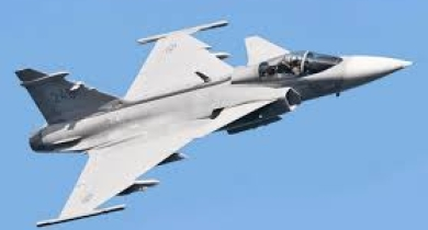 Sweden's Saab undecided on whether it will participate in Canadian fighter-jet competition