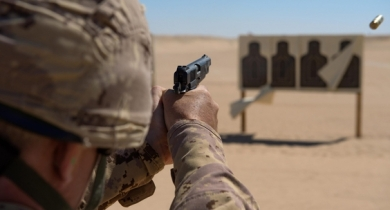 Project to buy new pistols for Canadian Forces is once again underway