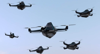 JUST IN: Defense Department to Stand Up New Counter-Drone Office