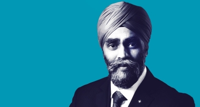 Canada's defense minister: Our investment in defense is an investment in North American security