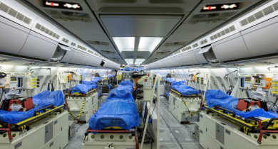 COVID-19 prompts purchase of new medical transportation system for RCAF aircraft