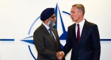 Interview de fin d'année avec le Ministre de la Défense nationale, Harjit Sajjan