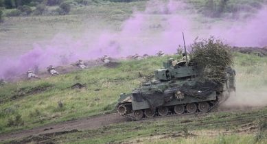 US Army cancels current effort to replace Bradley vehicle