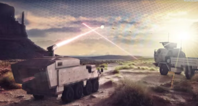 How Lockheed Martin Is Trying To Link Everything on the Battlefield