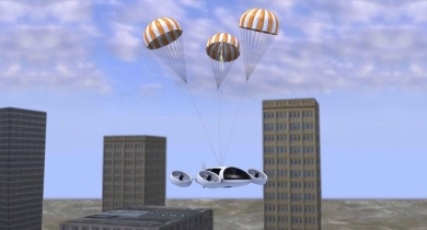Agility Prime Researches Electronic Parachute Powered by Machine Learning - Aviation Today