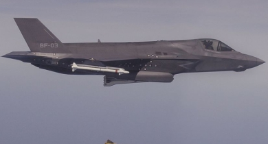 Will other firms withdraw from fighter jet competition leaving F-35 last plane standing?