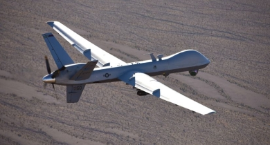 Heron and MQ-9 drones approved for Canadian military program