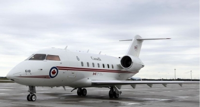 Deal allows Canada to continue operating aging RCAF VIP aircraft in U.S. airspace