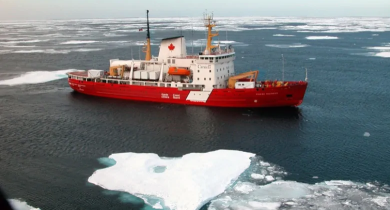 Government of Canada announces construction of new icebreakers for Canadian Coast Guard
