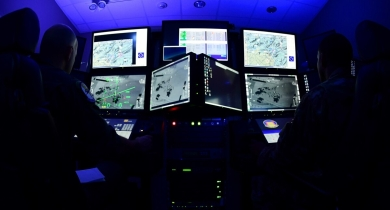 The US Air Force wants to network all its weapons together. Will simulators be included?