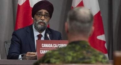 Hundreds of billions in planned military spending 'secure' despite COVID-19: Sajjan