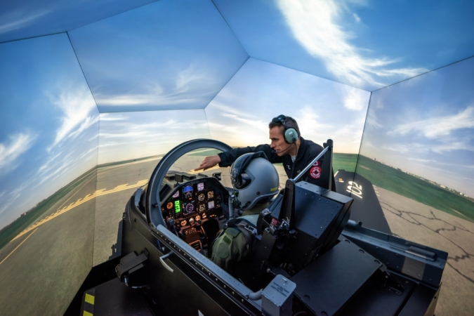 CAE upgrades trainers at 15 Wing Moose Jaw
