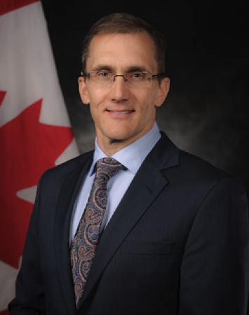 Troy Crosby named new Assistant Deputy Minister of Materiel at DND