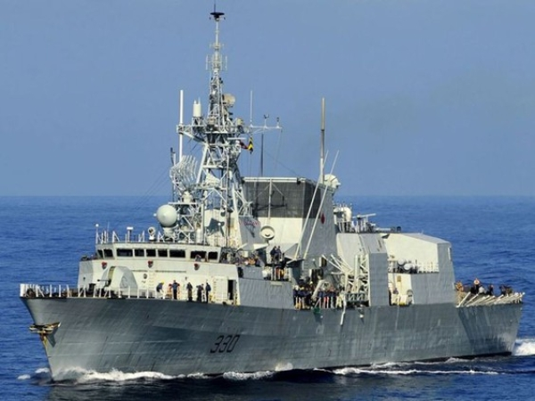 Williams: Under this plan, Canada's new warships will never be built