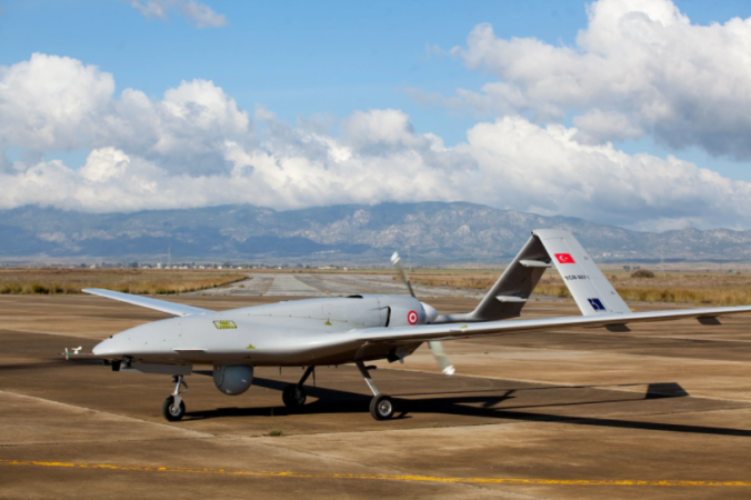 Canadian block on drone parts shows Turkey's defense industry still not independent