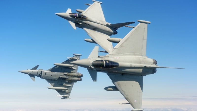 Airbus pulls out of Canada's fighter jet competition