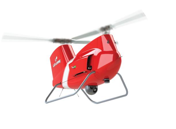 GDMS-Canada & Laflamme Aero Showcase Unmanned Helicopter at CANSEC 2019
