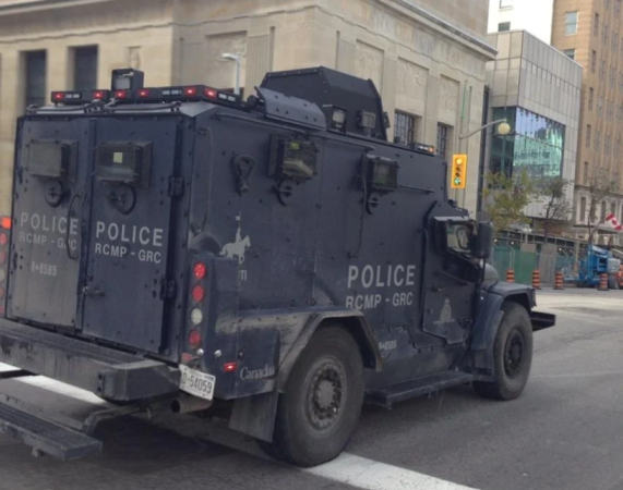 RCMP plan to buy more armoured vehicles amid new scrutiny over policing tactics