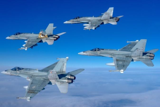 RCAF seeks proposals on air weapons range upgrades