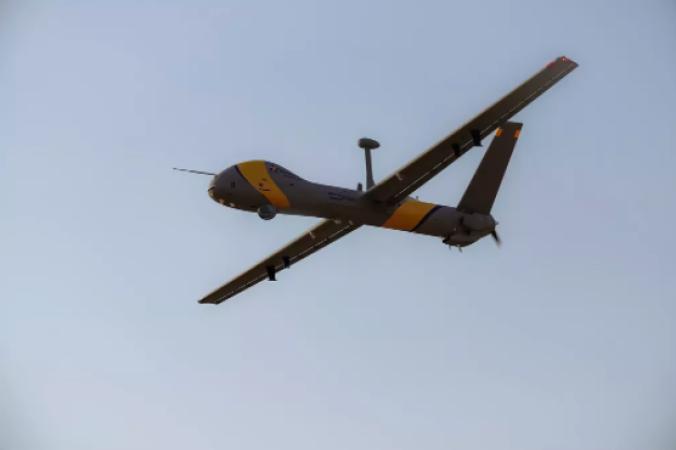 Ottawa achète un avion sans pilote à 36 millions$ [VIDÉO]