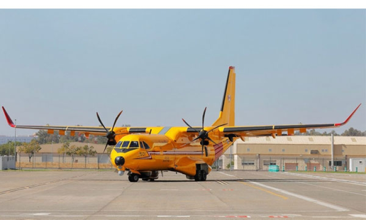 First Royal Canadian Air Force CC-295 shows off its final livery
