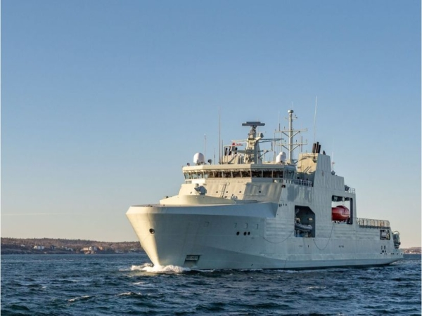Irving to receive $58 million for 'minimal' changes to new Coast Guard ships