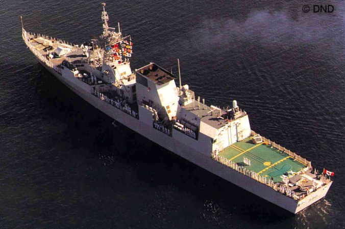 Canada awards contract to support Halifax-class ship maintenance
