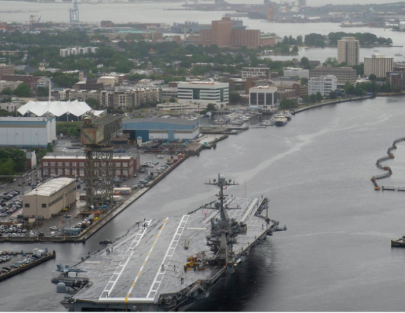US Navy FY22 budget request prioritizes readiness over procurement