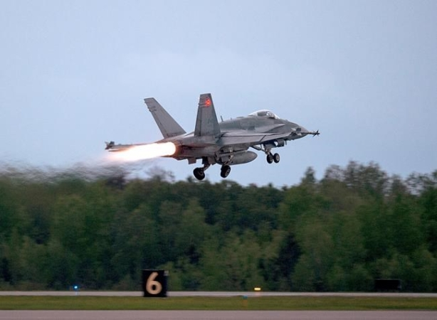 Canada on track to pick new fighter jet next year despite COVID-19