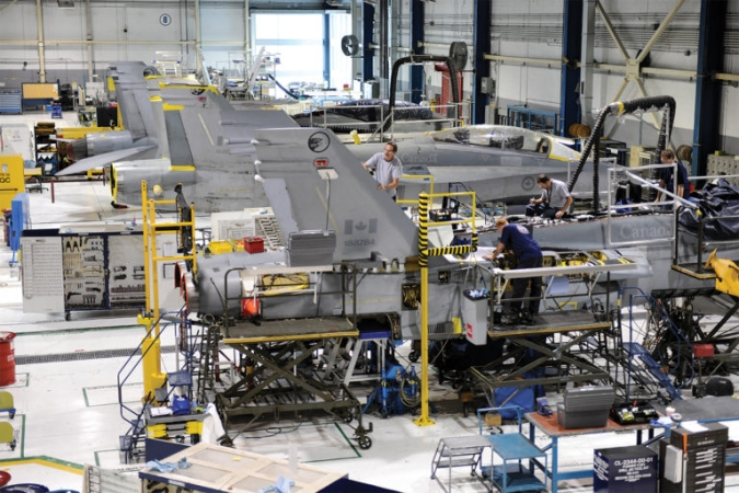 Canada's defence industry positioning for life beyond COVID