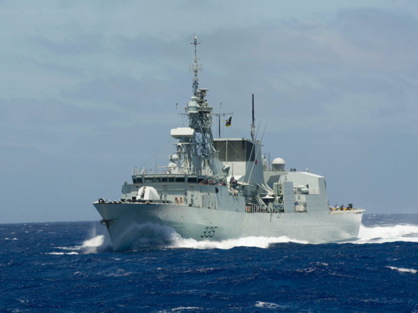 Ottawa firm to support Royal Canadian Navy, local robotics company joins Rheinmetall