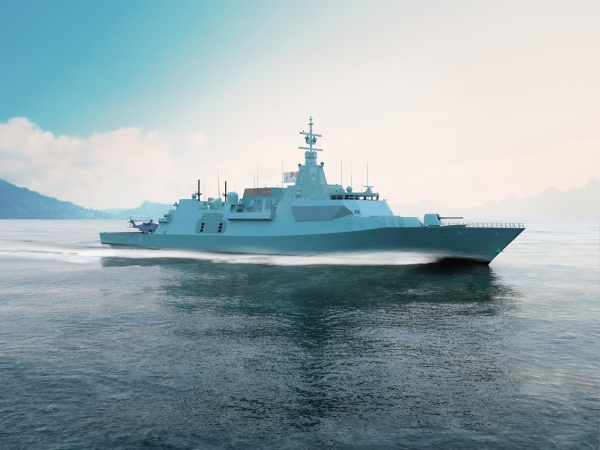 Top of the line Canadian-made naval equipment shut out of $70-billion warship program